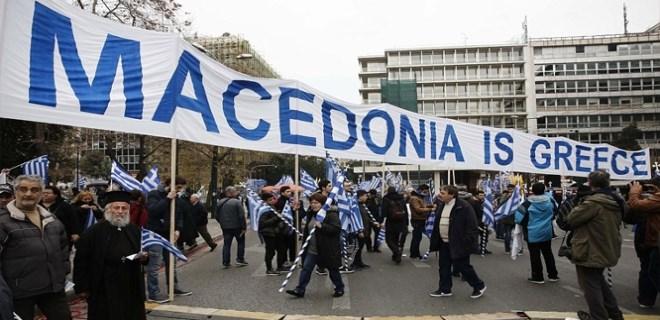 Makedonya'nın yeni adı belli oldu!
