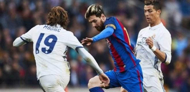 Ronaldo - Messi kıyası!