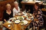 Helen Mirren Türk lokantasında ziyafet çekti