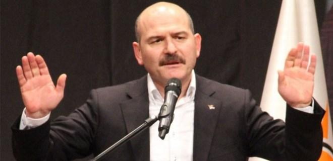 """Süleyman Soylu: """"Biz bu ülkeyi hainlere teslim etmedik"""""""