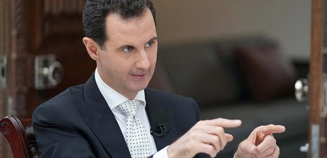 Esad'dan kritik İran açıklaması