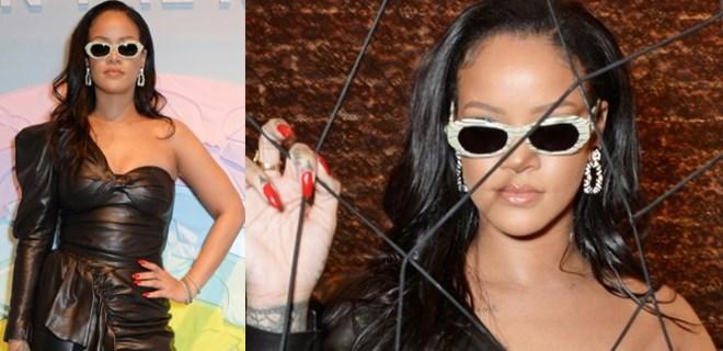 Rihannadan iç çamaşırı koleksiyonu Galerisi - enBursa Haber