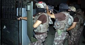 PKK/KCK'ya şafak vakti baskın!