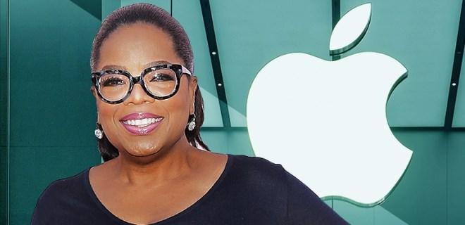 Apple ve Oprah 1 milyar dolara anlaştı!