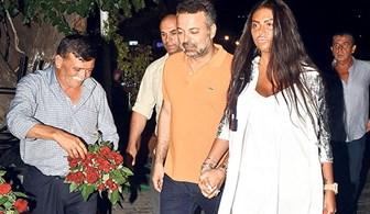 Süreyya Yalçın'ın kocasından çiçekçilere 500 TL!