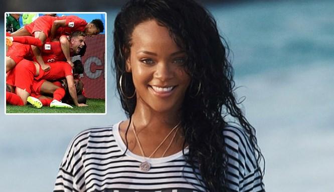 İngiliz futbolculara Rihanna dopingi!