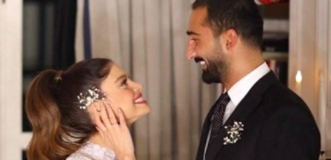 Volkan Babacan ve Hilal Özdemir evlendi