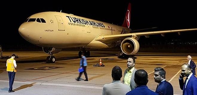 Yurtdışındaki rekor katılım oyları Ankara'ya getirildi