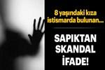 Küçük kıza cinsel istismarda bulunan sanığa 10 yıl hapis
