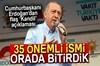 Kuzey Irak'taki operasyonla ilgili açıklamalarda bulunan Cumhurbaşkanı Erdoğan,