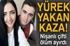 Eskişehir'de meydana gelen trafik kazasında 1 kişi hayatını kaybetti, 3 kişi de yaralandı.
