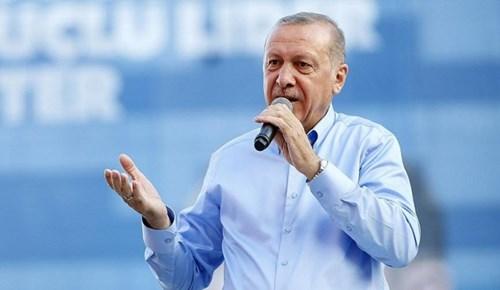 Cumhurbaşkanı Erdoğan Esenyurt'ta vatandaşlara seslendi