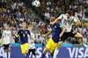 2018 Dünya Kupası F Grubu'nda Almanya, İsveç'i 90+5. dakikada bulduğu golle 2-1 mağlup etti.