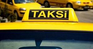 Bonzai kullanan taksici direksiyon başında sızdı!
