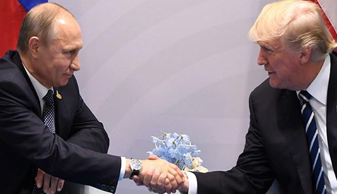 Putin - Trump görüşmesine dair flaş açıklama!