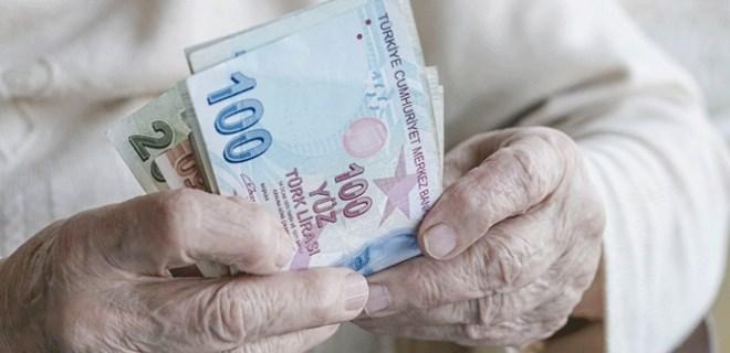 Emekliye 325 lira enflasyon zammı!