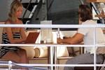 Gwyneth Paltrow'dan evlilik öncesi İtalya tatili