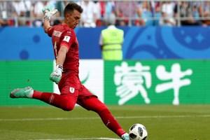 Dünya Kupası'nda Fernando Muslera rüzgarı