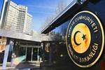 Dışişleri Bakanlığından AB Genel İşler Konseyinde alınan karara tepki