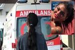 Süreyya Yalçın'dan 'ambulanslı' paylaşım