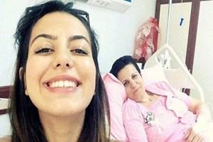 Annesini hayata bağladı, kendisi kansere yenildi!