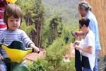Özgü Namal'ın köy hayatı