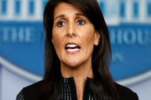 Nikki Haley: