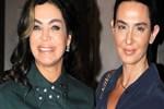 Esin Moralıoğlu ve Ayşe Tolga'nın Bebek buluşması