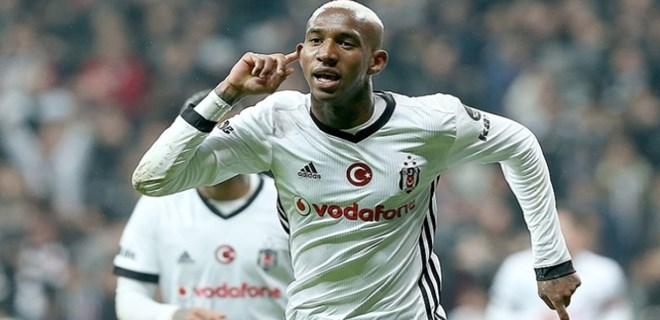 Talisca'yı Beşiktaş büyüttü