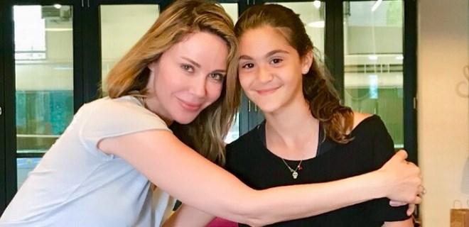Demet Şener'den kızı İrem'e erken kutlama