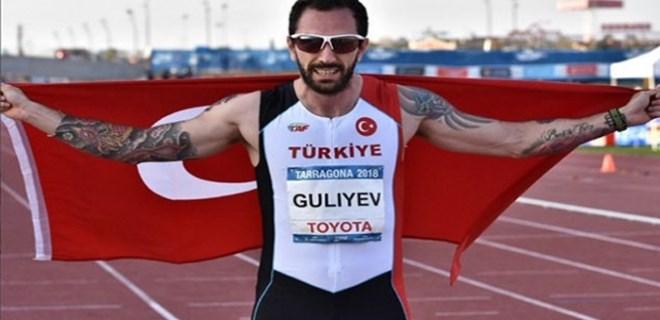 Ramil Guliyev 35 yıllık rekoru kırdı!
