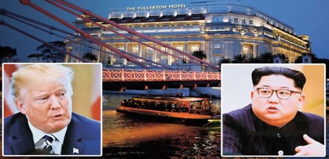 Trump-Kim zirvesi öncesi otel krizi çıktı!
