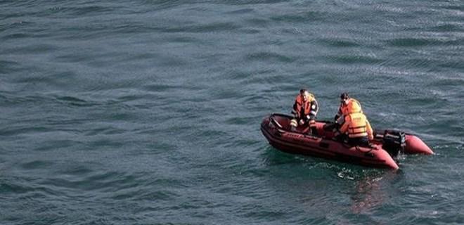 Riva'da denize giren 19 yaşındaki bir kişi kayboldu!