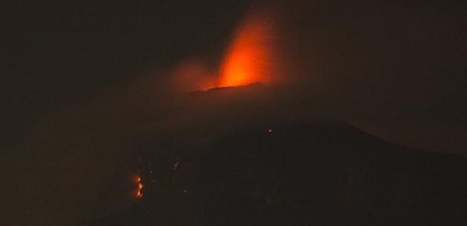 Guatemala'da yanardağ faciası!