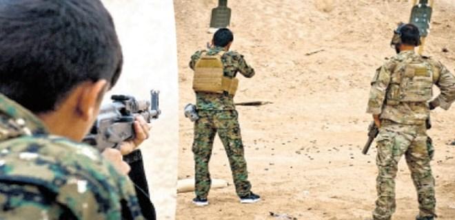 Pentagon'dan gözdağı: Teröriste eğitim!