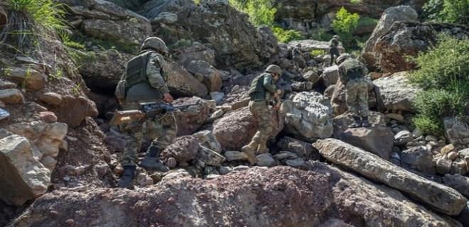TSK'nın Kuzey Irak'taki hedefi PKK'nın arşiv ünitesi