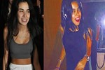 Asena Atalay aldığı kiloyla şaşkına çevirdi