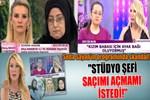Seda Sayan'ın programında skandal!..