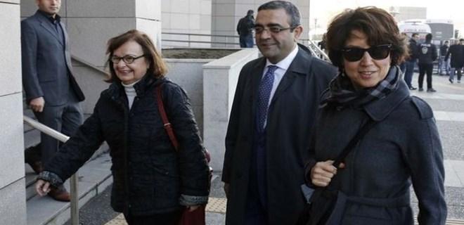 Prof. Dr. Büşra Ersanlı'ya 1 yıl 3 ay hapis cezası