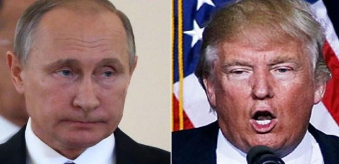 Vladimir Putin'den Trump açıklaması