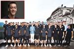 Mesut Özil'den boykot