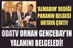 Orhan Gencebay'ın 'Almadım' dediği paranın belgesi ortaya çıktı!