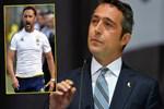Ali Koç'a ilk şok Pereira'dan geldi!