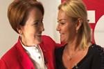 Pınar Altuğ'dan Meral Akşener'li paylaşım