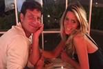 Kaya Çilingiroğlu sevgilisinin doğum gününü kutladı