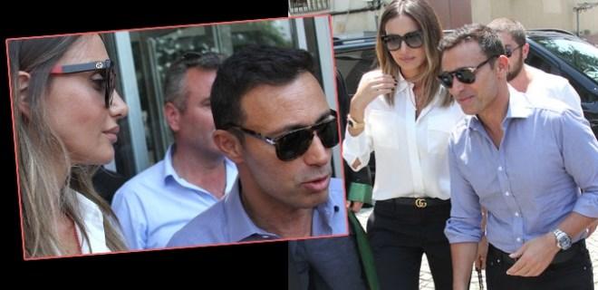 Mustafa Sandal ve Emina Jahovic tatile çıkacak!