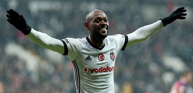Çaykur Rizespor, Beşiktaş'tan Vagner Love'u kiralamak istiyor