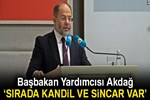 Başbakan Yardımcısı Akdağ: