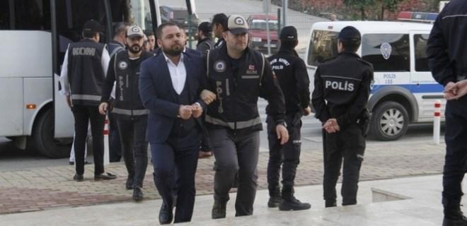 Organize suç örgütüne hapis cezası yağdı
