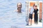 Murat Başoğlu ve Hande Bermek hiçbir şey olmamış gibi birlikte!